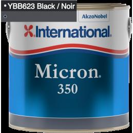 Antifouling International Micron 350 Noir Black YBB623 2.5L
