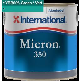Antifouling International Micron 350 Vert Green YBB626 2.5L