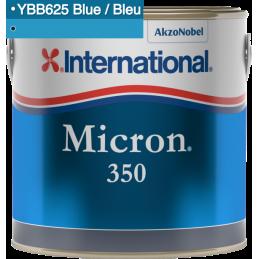 Antifouling International Micron 350 Bleu Blue YBB625 0.75L
