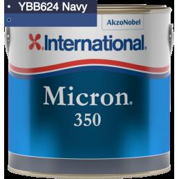 Antifouling International Micron 350 Bleu Marine / Navy YBB624 0.75L
