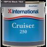 Antifouling.fr - Antifouling International Cruiser 250 Noir / Black YBP154 0.75L