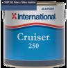 Antifouling.fr - Antifouling International Cruiser 250 Navy / Bleu Marine YBP153 0.75L
