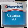 Antifouling.fr - Antifouling International Cruiser 250 Blanc Gris / Dower White YBP150 0.75L